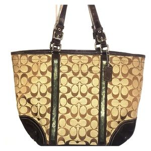 Authentic Coach purse/tote!